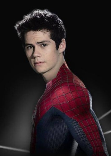 Dylan O'Brien as Spider Man in Marvel's Spider Man (Game Adaptation live action)