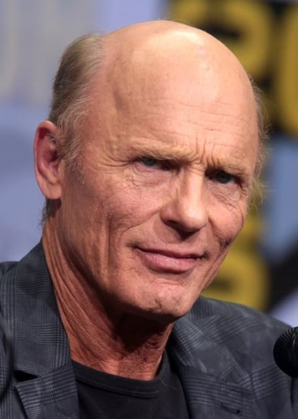 Ed Harris as Andrew Cameron in Horrors of Salt Lake City