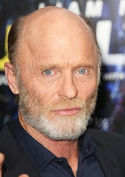 Ed Harris as Darryl Frye in The Flash