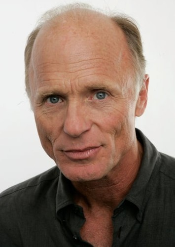 Ed Harris as Mr Strickland in Back to the Future 2020