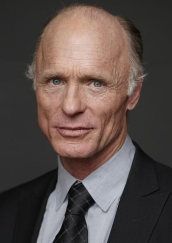 Ed Harris as James K. Polk in President Of the United States of America