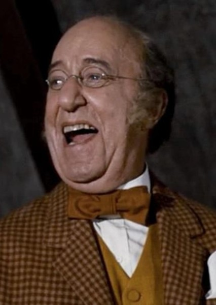 Ed Wynn as Teller in The Ballad of Buster Scruggs: 1960s Edition