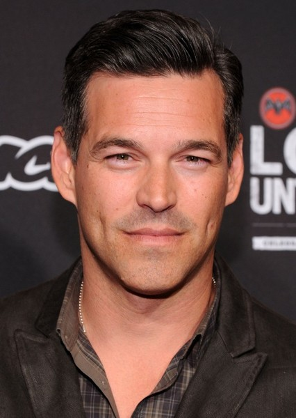 Eddie Cibrian as Stefan in Not If I Save you First
