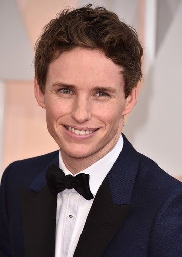 Eddie Redmayne as Sam Burns in Terms of Endearment