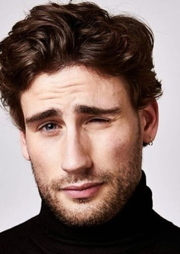 Edward Holcroft as Wesley Browning in The Crown Of Blood