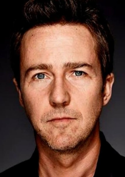 Edward Norton as Frank Hackett in Network (2016)