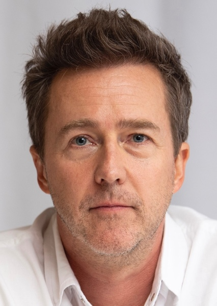 Edward Norton as Kabu in Pokemon Sword and Shield