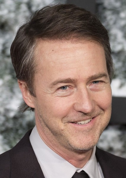 Edward Norton as The Purple Guy\William Afton in The Five Nights at Freddy's