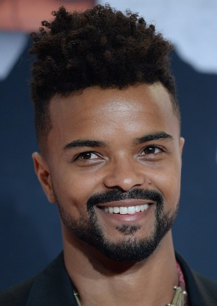 Eka Darville as Spriggan in Power Rangers Shaolin Warriors