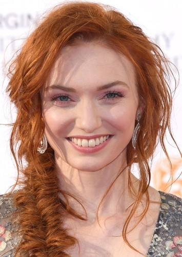 Eleanor Tomlinson as Catelyn Tully in Robert's Rebellion