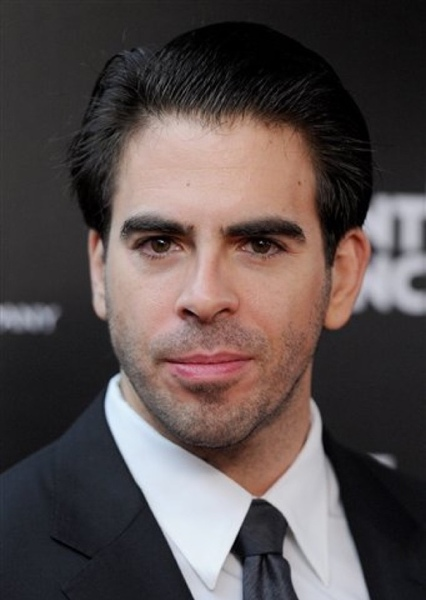 Eli Roth as Teso Broosh in Star Wars: Alphabet Squadron Trilogy