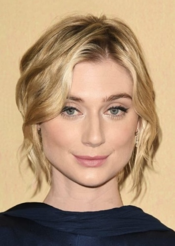 Elizabeth Debicki as Galadriel in The Lord of the Rings