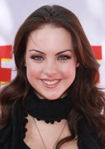 Elizabeth Gillies as Megara in Disney Princesses