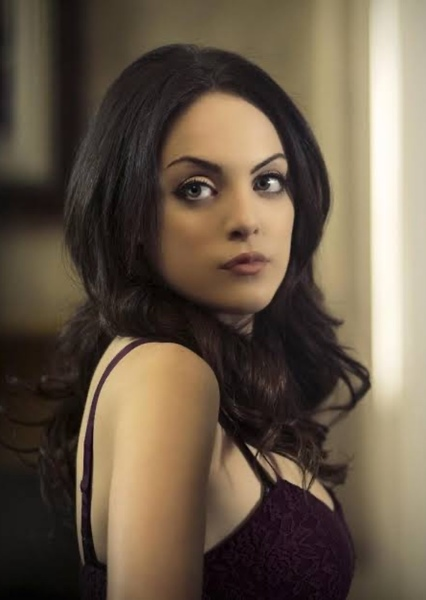 Elizabeth Gillies as Raven Queen in Ever After High (Live Action Movie)