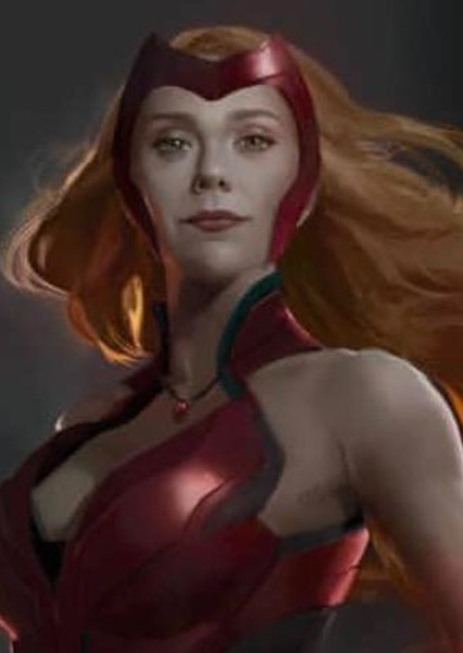Elizabeth Olsen as The Scarlet Witch in Doctor Strange: In The Multiverse Of Madness
