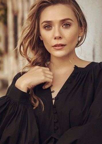 Elizabeth Olsen as Wanda Maximoff in Marvel: Investigation of Explode Prophecy