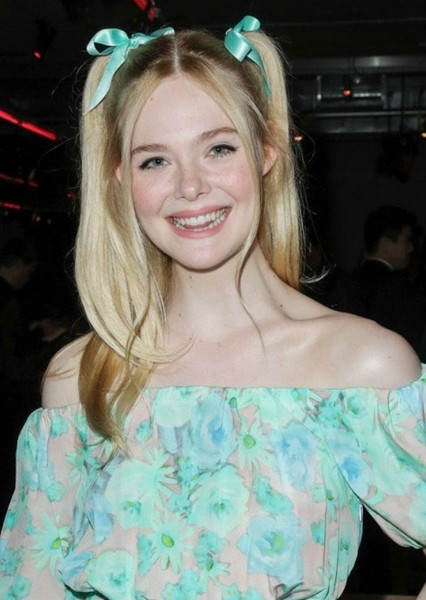 Elle Fanning as Usagi Tsukino in Netflix's Sailor Moon Crystal Live Action Drama
