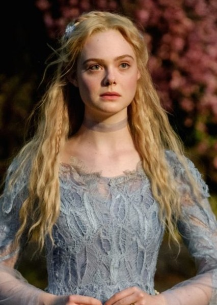 Elle Fanning as Aurora in Disney Princesses