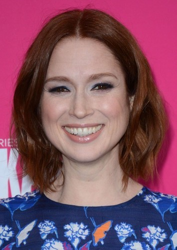 Ellie Kemper as Ann Lee in Lego Extended Universe