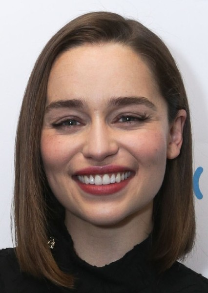 Emilia Clarke as Alice in The Experiment of Frankenstein