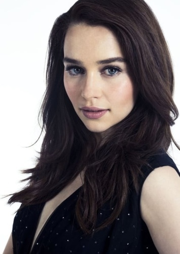Emilia Clarke as Kim Moses in Joe Cool