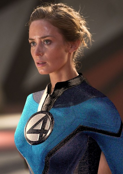 Emily Blunt as Invisible Woman in MCU Future Characters