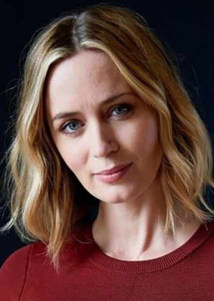Emily Blunt as Susan Storm-Richards in Marvel Cinematic Universe