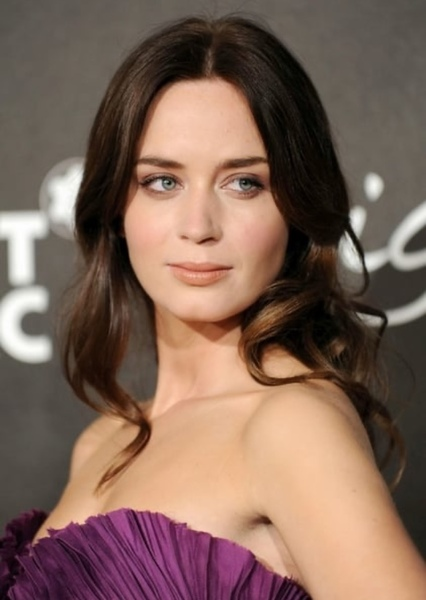 Emily Blunt as Invisible Woman in MARVEL Cinematic Universe (MCU)