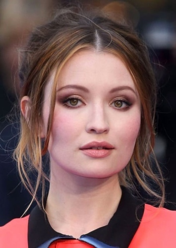Emily Browning as Caroline Beaufort in Frankenstein