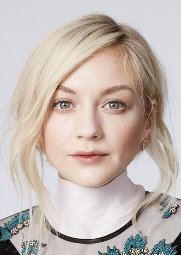 Emily Kinney as Ashley Graham in Resident Evil