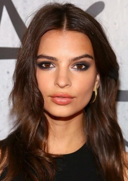 Emily Ratajkowski as Female Models. in The Most Attractive Celebrities