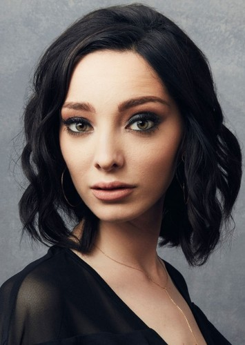Emma Dumont as Hyena in Gargoyles