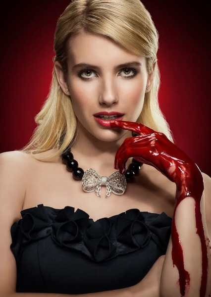 Emma Roberts as Harley Quinn in The Batman