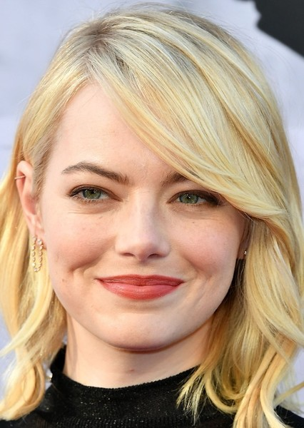 Emma Stone as Backup Singers #1, #2, #3, and #4 in James Bond (reboot)