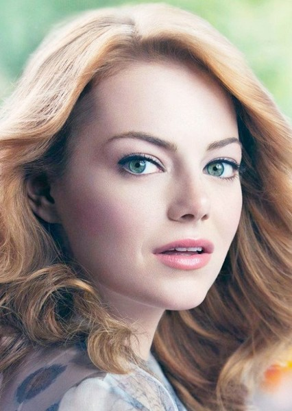 Emma Stone as Anna in Disney Princesses