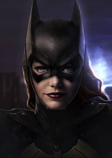 Emma Stone as Batgirl in The Perfect Batman Movie