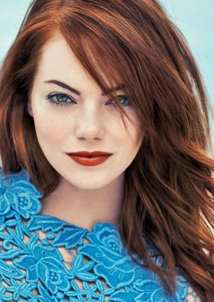 Emma Stone as Lana Lang in My Ideal Superman Movie