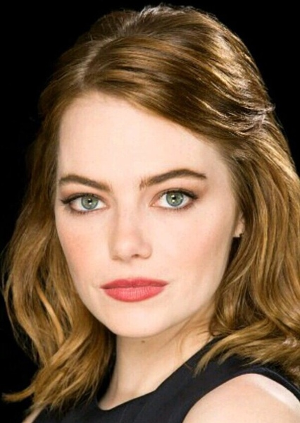 Emma Stone as Kate in Omar Chaparro's I Am Legend
