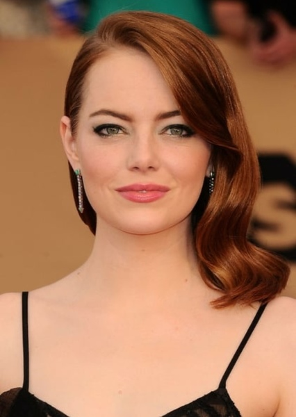 Emma Stone as Redhead Female in Faceclaims