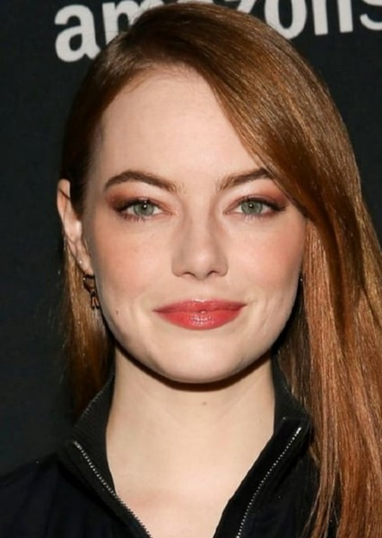 Emma Stone as Barbara Gordon (Flashback and Victims' Photo) in Justice League: Virtual Reality