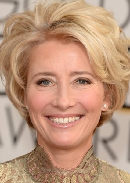 Emma Thompson as Hillary Clinton in Shattered