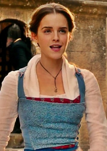 Emma Watson as Belle in Disney Princesses