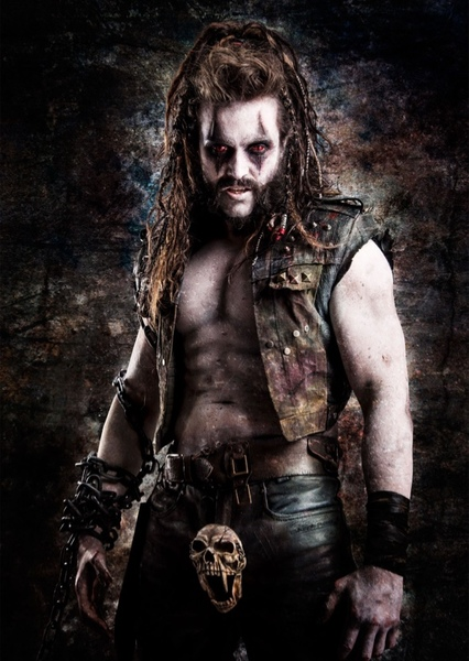 Emmett Scanlan as Lobo in Justice League vs Suicide Squad