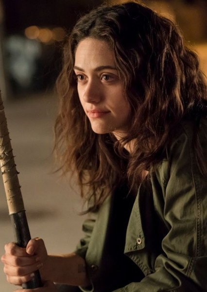 Emmy Rossum as Lady Crane in Sleepy Hollow (2019)