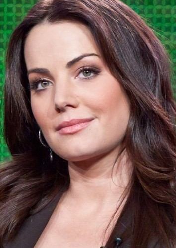 Erica Durance as Lois Lane in DC Extended Universe