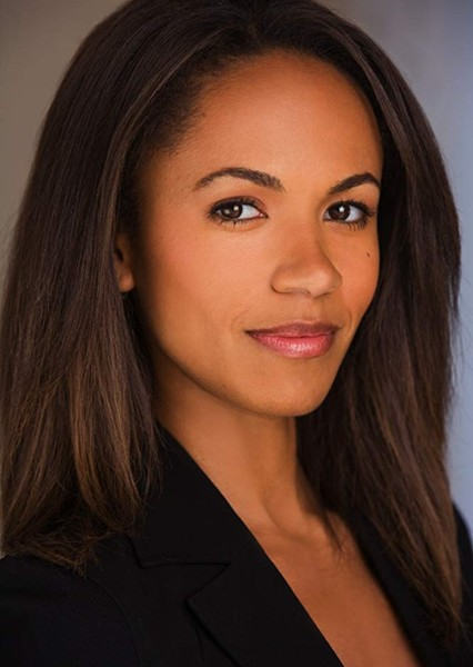 Erica Luttrell as Priscilla in Priscilla And Demon Friends