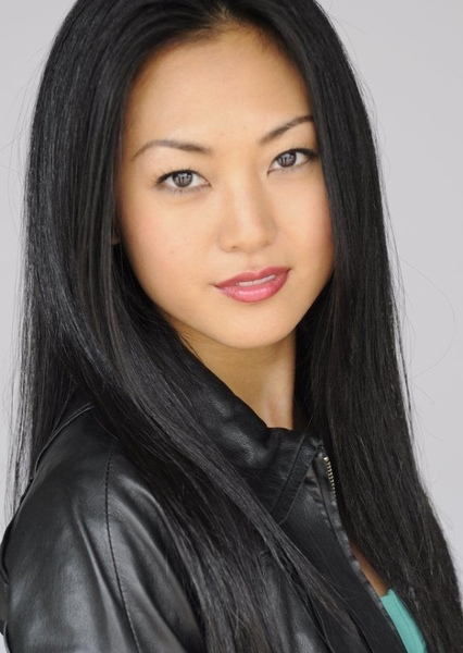 Erika Fong as Pink Ranger (Air) in Power Rangers Samurai: Shattered Grid
