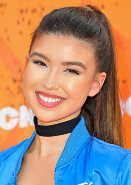 Erika Tham as Bonnie Rockwaller in Kim Possible Live Action Remake