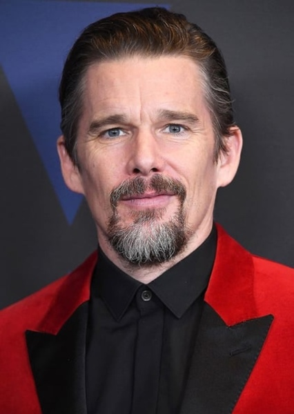 Ethan Hawke as Jim Gordon in Batman:Holiday Knights