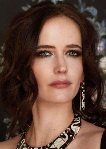 Eva Green as Morticia Addams in The Addams Family
